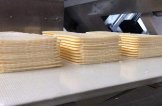 сыр нарезанный слайсами